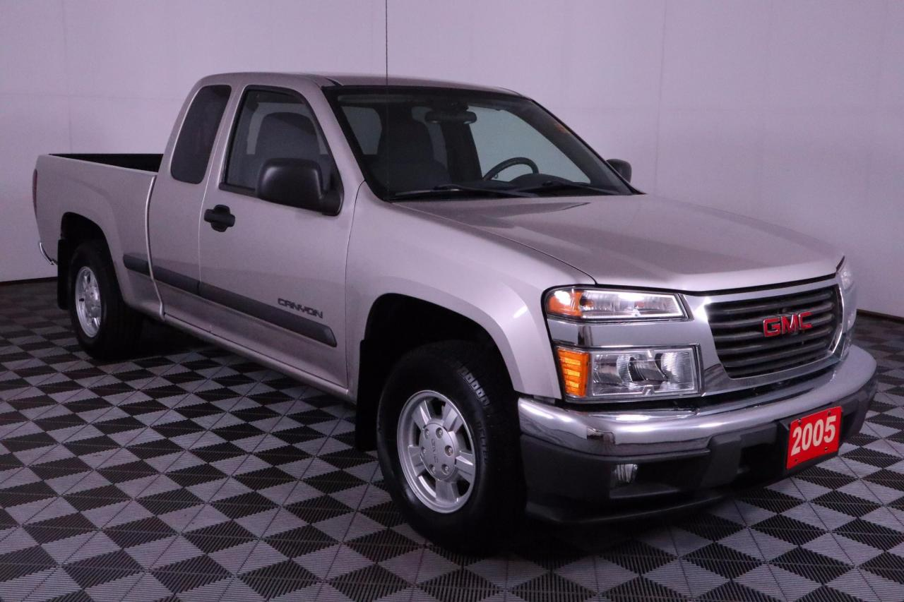 used 2005 gmc canyon sle for sale in huntsville, ontario carpages.ca
