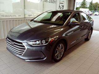 Used 2018 Hyundai Elantra GL BANC CHAUFFANT - CAPTEUR ANGLE MORT - A/C for sale in Ste-Julie, QC