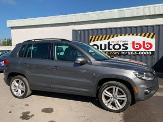 Used 2013 Volkswagen Tiguan for sale in Laval, QC
