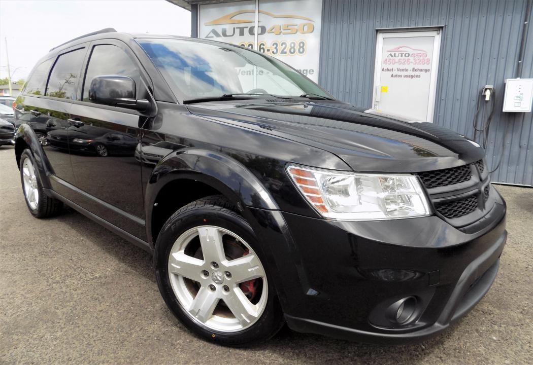 used 2015 dodge journey sxt,7 places,pneus neuf,dvd for sale in longueuil, quebec carpages.ca