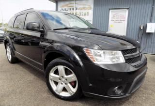 Used 2015 Dodge Journey ***SXT,7 PLACES,PNEUS NEUF,DVD*** for sale in Longueuil, QC