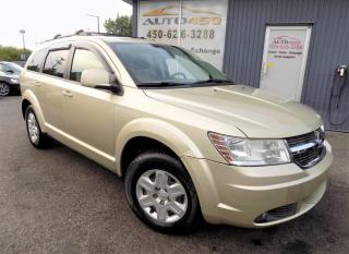 Used 2010 Dodge Journey ***SXT,7 PLACES,BAS KILO,A/C*** for sale in Longueuil, QC