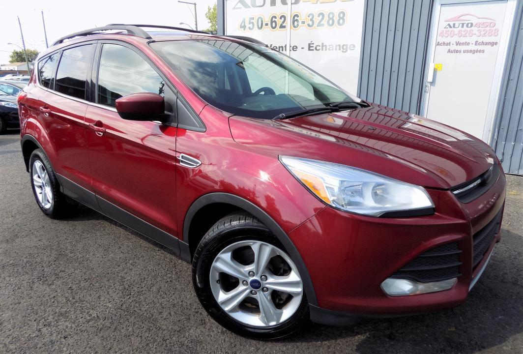 used 2014 ford escape se,awd,mags,bien équipé for sale in longueuil, quebec carpages.ca