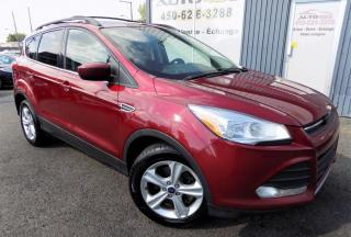 Used 2014 Ford Escape ***SE,AWD,MAGS,BIEN ÉQUIPÉ*** for sale in Longueuil, QC
