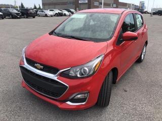 New 2020 Chevrolet Spark 1LT CVT for sale in Carleton Place, ON