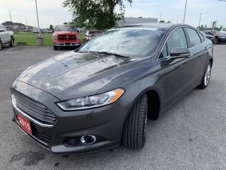 Used 2015 Ford Fusion FUSION SE AWD for sale in Carleton Place, ON