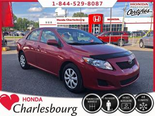 Used 2009 Toyota Corolla CE **CLIMATISEUR** for sale in Charlesbourg, QC