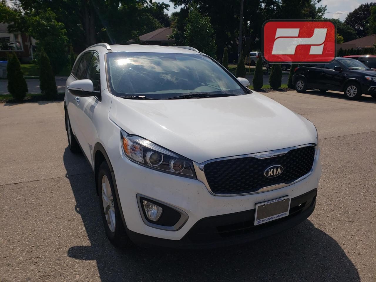 used 2016 kia sorento 2.4l lx bluetooth front fog lights snow tires rims for sale in stratford, ontario carpages.ca