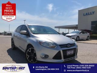 Used 2012 Ford Focus SE|Bluetooth|Cruise control|Appearance Package| for sale in Leamington, ON