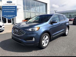 Used 2019 Ford Edge SEL AWD CUIR for sale in Victoriaville, QC