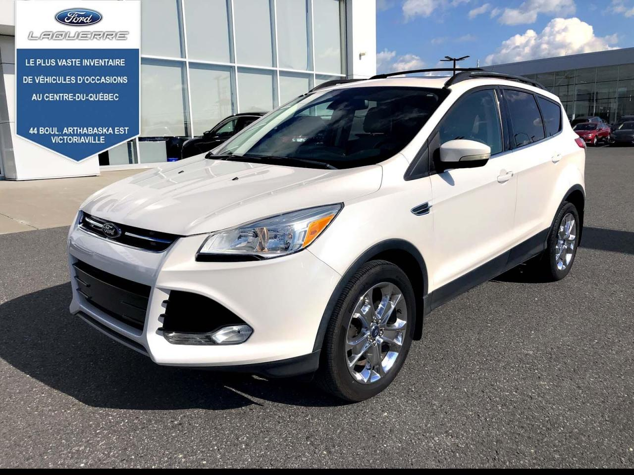 used 2013 ford escape sel cuir toit pano for sale in victoriaville, quebec carpages.ca