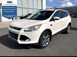 Used 2013 Ford Escape Sel Cuir Toit Pano for sale in Victoriaville, QC