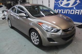 Used 2013 Hyundai Elantra Berline 4 portes, boîte auto GL for sale in St-Constant, QC