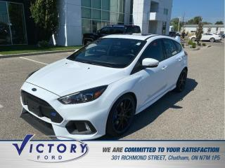 Used 2017 Ford Focus RS RS, AWD, only 13000km!!!! for sale in Chatham, ON