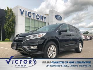 Used 2016 Honda CR-V SE| AWD| Bluetooth|  Heated Seats for sale in Chatham, ON