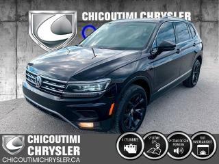 Used 2018 Volkswagen Tiguan Highline 4MOTION for sale in Chicoutimi, QC