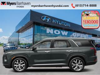 New 2020 Hyundai PALISADE Luxury AWD 7 Pass  - Leather Seats - $325 B/W for sale in Nepean, ON