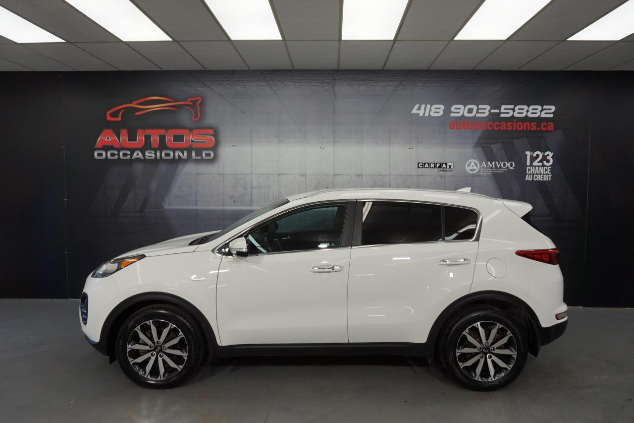 used 2017 kia sportage awd ex auto camera mags sièges bluetooth 43 375 km for sale in lévis, quebec carpages.ca