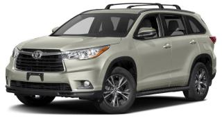 Used 2016 Toyota Highlander XLE for sale in Sarnia, ON