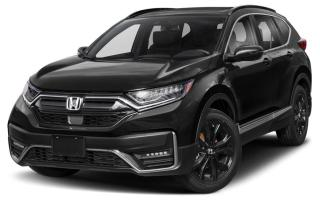 New 2020 Honda CR-V Black Edition for sale in Whitchurch-Stouffville, ON