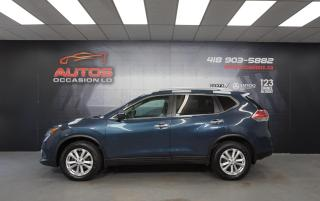 Used 2015 Nissan Rogue SV AWD TOIT OUVRANT CAMERA BLUETOOTH 106 980 KM for sale in Lévis, QC