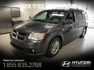 Used 2014 Dodge Grand Caravan 30TH ANNIVERSARY + GARANTIE + CUIR + CA for sale in Drummondville, QC