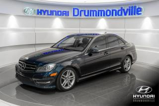 Used 2014 Mercedes-Benz C 300 4MATIC + GARANTIE + TOIT PANO + MAGS + C for sale in Drummondville, QC