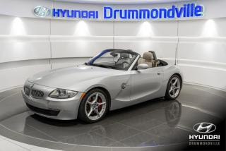 Used 2006 BMW Z4 SI + AC + CUIR + CRUISE + FOG + WOW !! for sale in Drummondville, QC