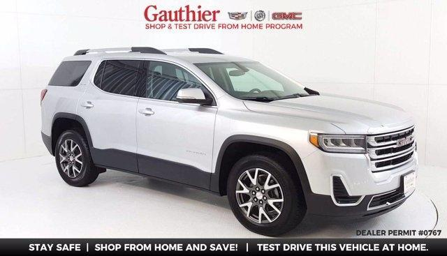 used 2020 gmc acadia sle for sale in winnipeg, manitoba carpages.ca
