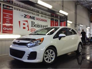 Used 2017 Kia Rio RIO 5 LX+ AUTO A/C BLEUTOOTH DÉFLECTEUR CAPOT! for sale in Blainville, QC