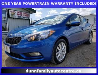Used 2014 Kia Forte LX+ for sale in Dugald, MB