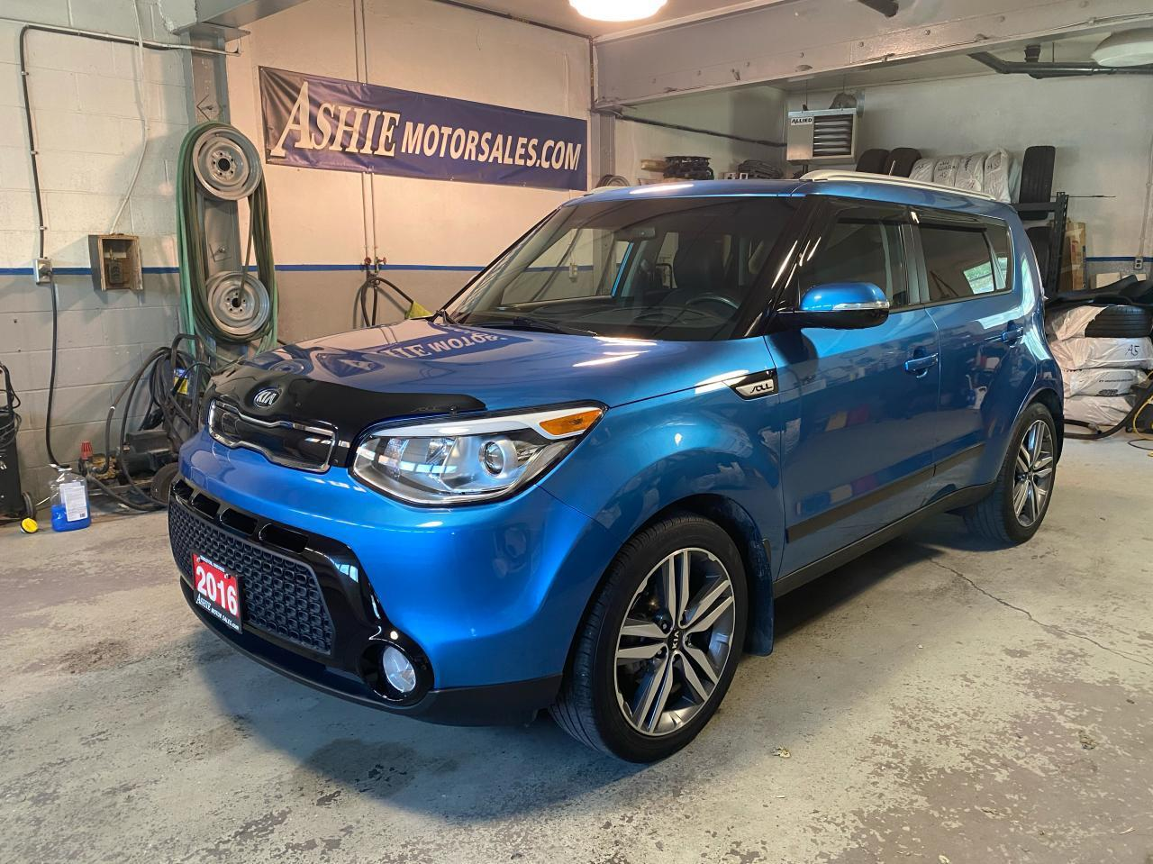 used 2016 kia soul 5dr wgn auto sx for sale in kingston, ontario carpages.ca