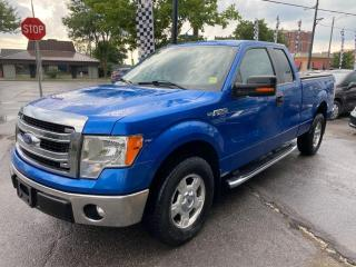 Used 2013 Ford F-150 2WD SUPERCAB 145