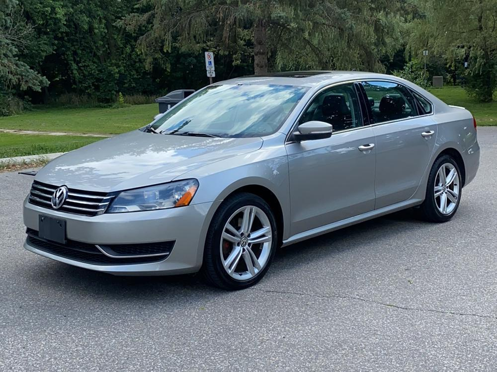 used 2013 volkswagen passat for sale in guelph, ontario carpages.ca