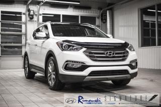 Used 2018 Hyundai Santa Fe Sport 2.0T Limited AWD chez Rimouski Hyundai for sale in Rimouski, QC
