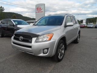 Used 2010 Toyota RAV4 4 portes, 4 roues motrices V6 Sport for sale in Val-David, QC