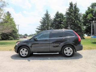 Used 2010 Honda CR-V EX-L 4WD for sale in Thornton, ON