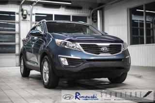 Used 2013 Kia Sportage LX FWD chez Rimouski Hyundai for sale in Rimouski, QC