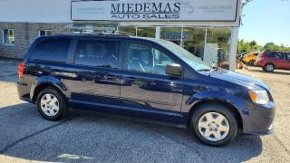 Used 2012 Dodge Grand Caravan SE for sale in Mono, ON