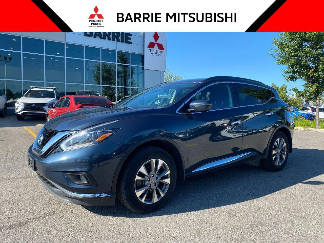 used 2018 nissan murano sv for sale in barrie, ontario carpages.ca