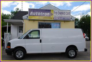Used 2017 Chevrolet Express 2500 2500 EXP LOADED for sale in Woodbridge, ON