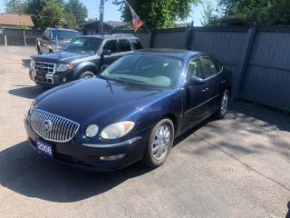 Used 2008 Buick Allure CXL for sale in Sutton, ON