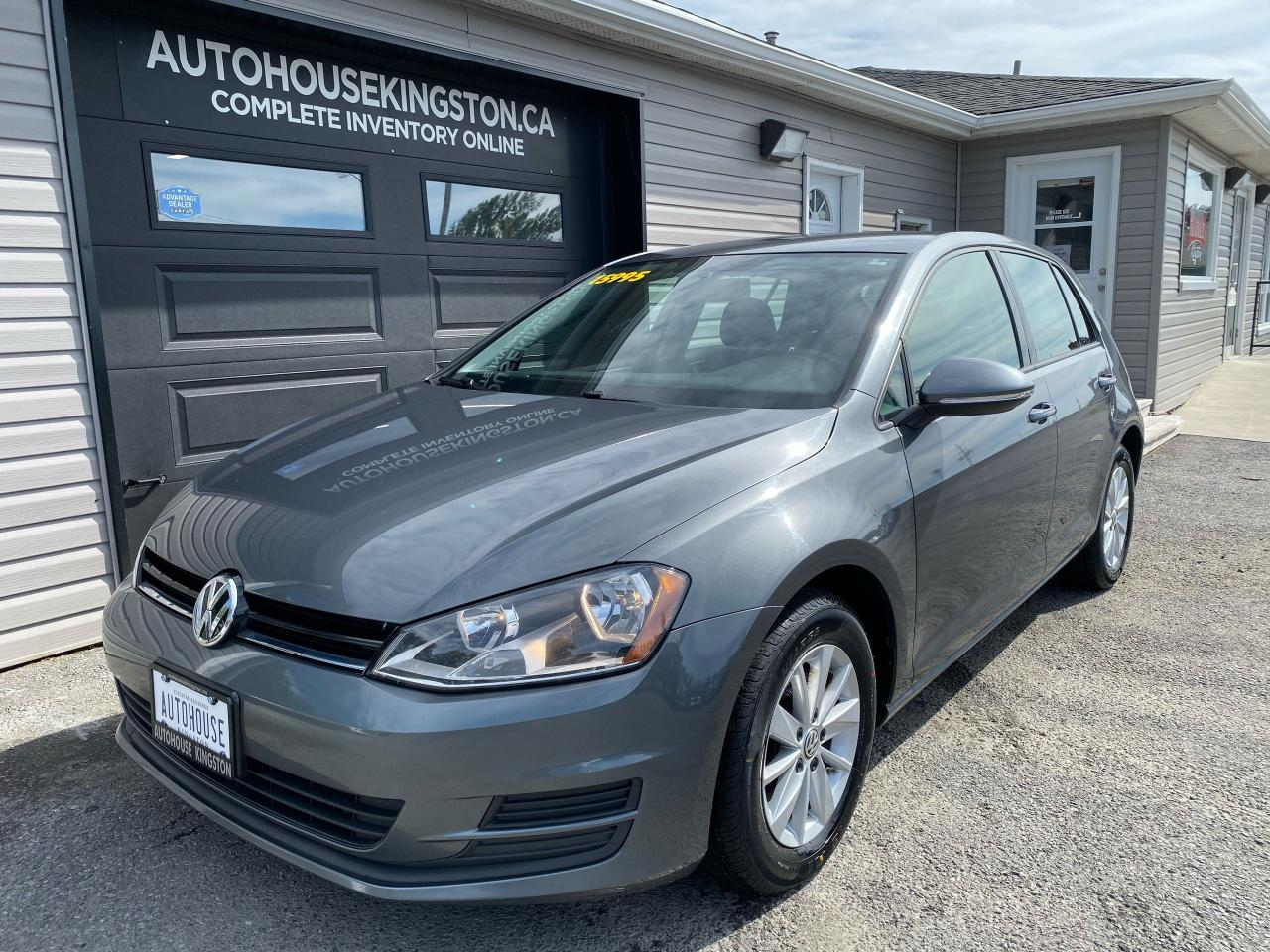 used 2016 volkswagen golf comfortline for sale in kingston, ontario carpages.ca
