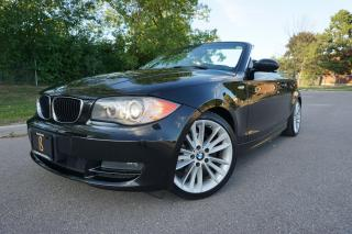 Used 2008 BMW 128I 6SPD MANUAL / LOW KM'S / 1 OWNER / M SPORT / SEXY! for sale in Etobicoke, ON