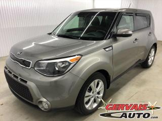 Used 2016 Kia Soul EX MAGS BLUETOOTH SIÈGES CHAUFFANTS *Bas Kilométrage* for sale in Shawinigan, QC