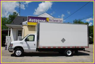 Used 2016 Ford E-450 CUBE VAN WITH RAMP for sale in Woodbridge, ON