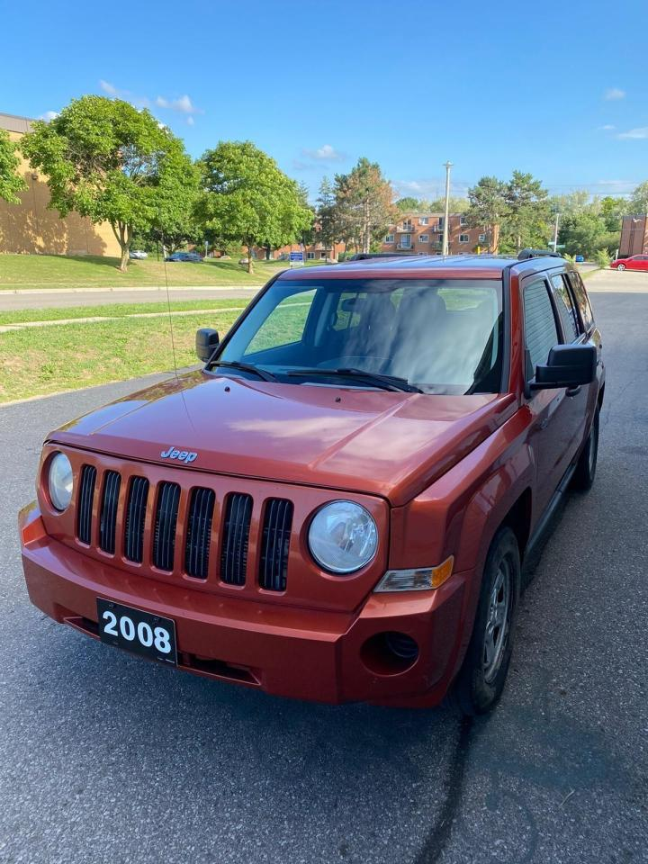 used 2008 jeep patriot sport for sale in cambridge, ontario carpages.ca