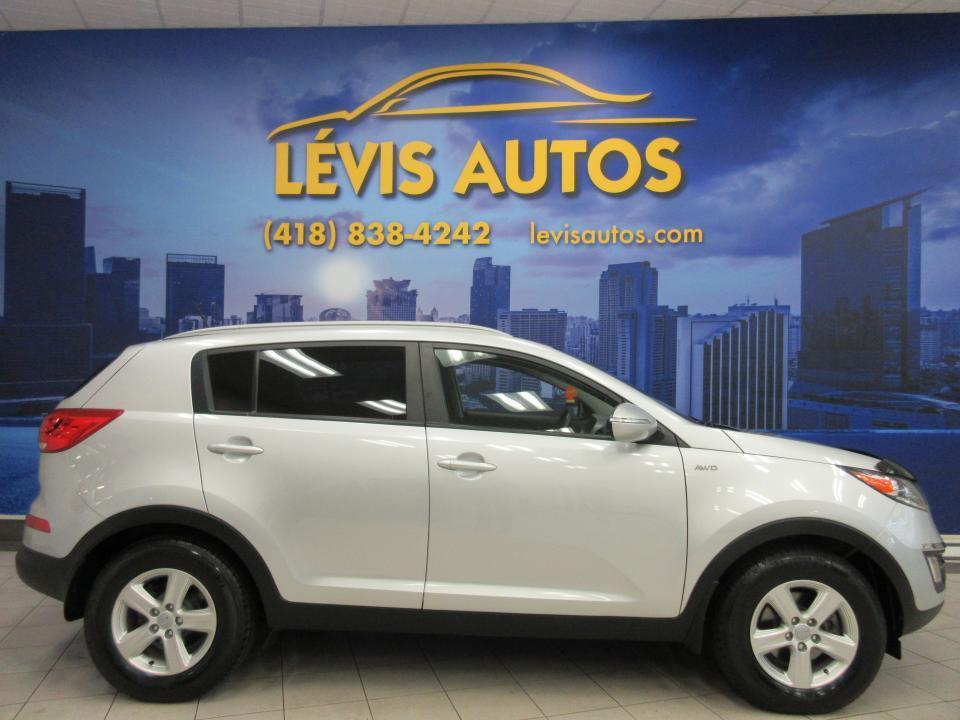 used 2015 kia sportage lx awd automatique bluetooth siege chauf for sale in lévis, quebec carpages.ca