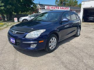 Used 2010 Hyundai Elantra Touring Automatic/Gas Saver/Comes Certified for sale in Scarborough, ON