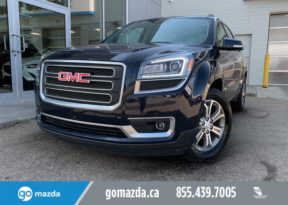 used 2015 gmc acadia slt for sale in edmonton, alberta carpages.ca